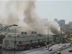 Four Furniture Warehouses Gutted In Sharjah Blaze