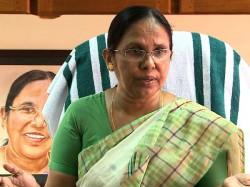 K K Shylaja Justifies Medical College Officials In Murugans Death