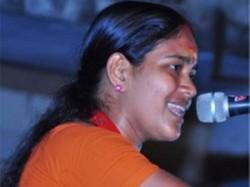 Sobha Surendran Files Complaint Against Social Media Attack