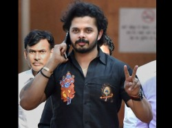 Government Not Contact Me Says Sreesanth