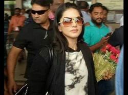 Sunny Leone At Kochi