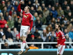 Rooney Marks Everton Return With A Goal