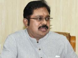 Dhinakaran Late Tweets Mock Merger