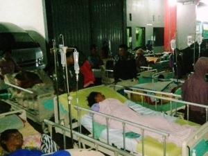 Jakarartha earthquake: കെട്ടിടങ്ങള് തകര്ന്നുവീണു, രണ്ടു മരണം, മരണ സംഖ്യ ഉയരും സുനാമി മുന്നറിയിപ്പ്