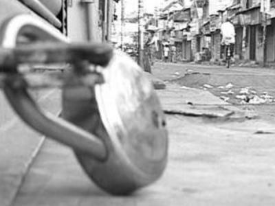 ഹർത്താലിൽ പോലീസിന്റെ അഴഞ്ഞാട്ടം; കുട്ടിക്ക് മർദ്ദനം, ഗുരുതര പരിക്ക്