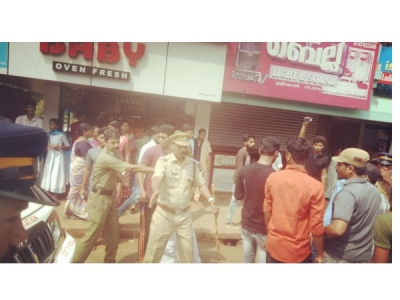 സോഷ്യൽ മീഡിയയിൽ പ്രചരിച്ച ഹർത്താലിൽ കണ്ണൂർ ജില്ലയിൽ സംഘർഷം