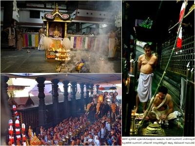 ഗുരുവായൂര് ഉത്സവം: ദിക്കു കൊടികള് സ്ഥാപിച്ചു:  ഇനി ആഘോഷ നാളുകള്