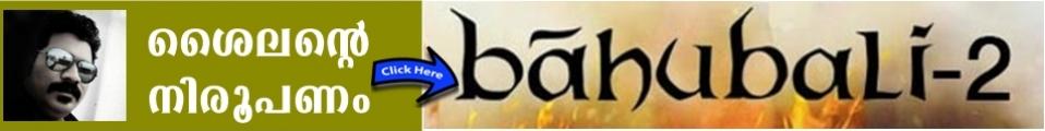 രോമമുള്ളവർക്കൊന്നും രോമാഞ്ചപ്പെടാതിരിക്കാനാവില്ല ബാഹുബലിയുടെ ഈ കൺക്ലൂഷനിൽ!! ശൈലന്റെ ലൈവ് റിവ്യൂ!!!